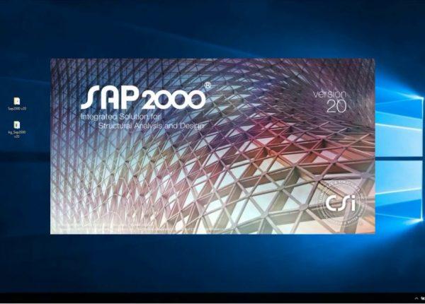 SAP2000 Keygen
