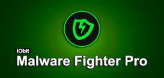 IObit Malware Fighter Pro Crack: