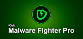 IObit Malware Fighter Pro Crack: