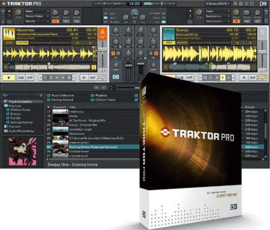 Traktor Pro License Key
