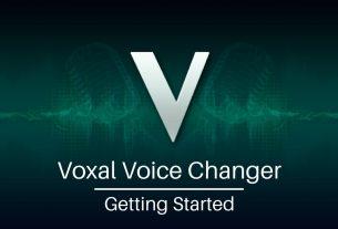 Voxal Voice Changer Mac Crack