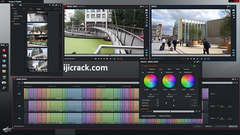 Lightworks Pro 14.5.0 Crack