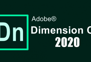 Adobe Dimension CC 2020 Crack