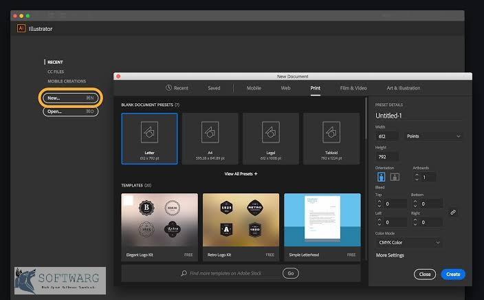 Adobe Illustrator CC 2020 v24.1.0.369 Crack