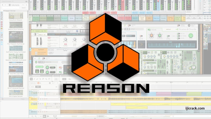 Propellerhead Reason 10 Crack